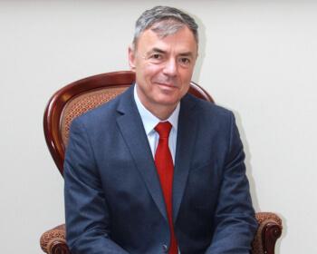 Рэктарам ЕГУ прызначаны былы міністр адукацыі Балгарыі праф. Сяргей Ігнатаў