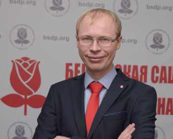 Старшыня БСДП Ігар Барысаў: «ЕГУ істотна пашырыў мае далягляды»
